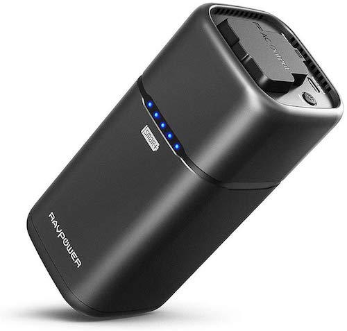 How cool is this gadget. Portable power for even your laptop!