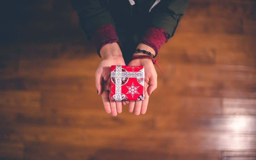 Why gift giving feels better than receiving?